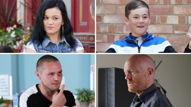 EastEnders spoilers for Hayley, Dennis, Keanu and Max
