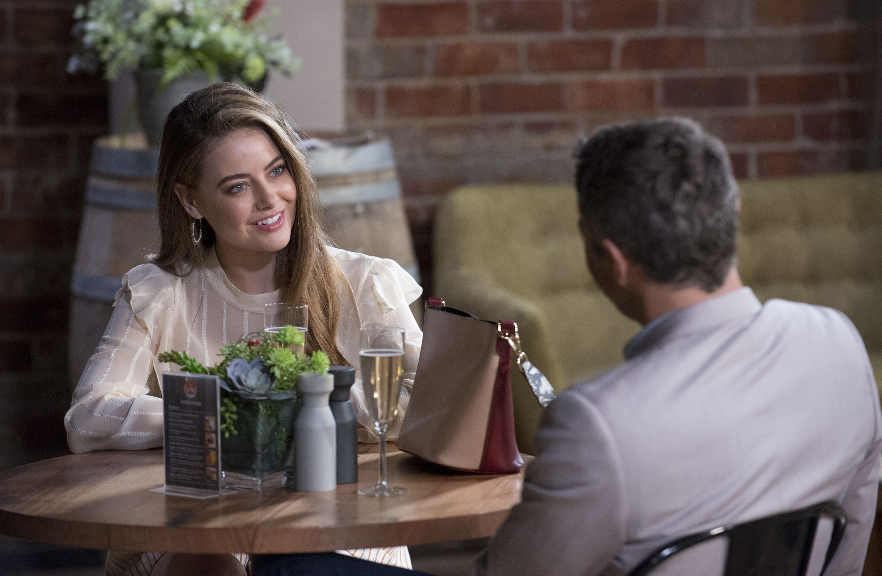 Neighbours spoilers: Actress April Rose Pengilly hints Chloe could become an escort