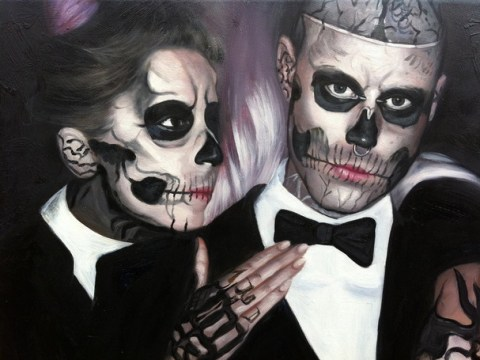 Lady Gaga apologises for 'speaking too soon' on Rick Genest AKA Zombie Boy's cause of death