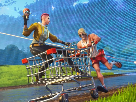 Games Inbox: Still playing Fortnite, Red Dead Redemption II DLC, and Neo Geo mini