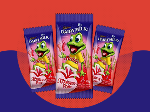 Strawberry Freddos exist and we want them to come to the UK
