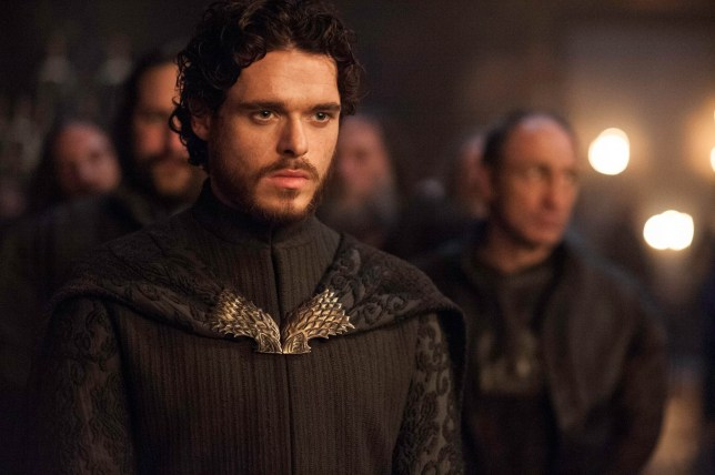 Richard Madden played Robb Stark in Game Of Thrones (Picture: HBO)