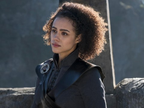 Who did Missandei actress Nathalie Emmanuel play in Hollyoaks?