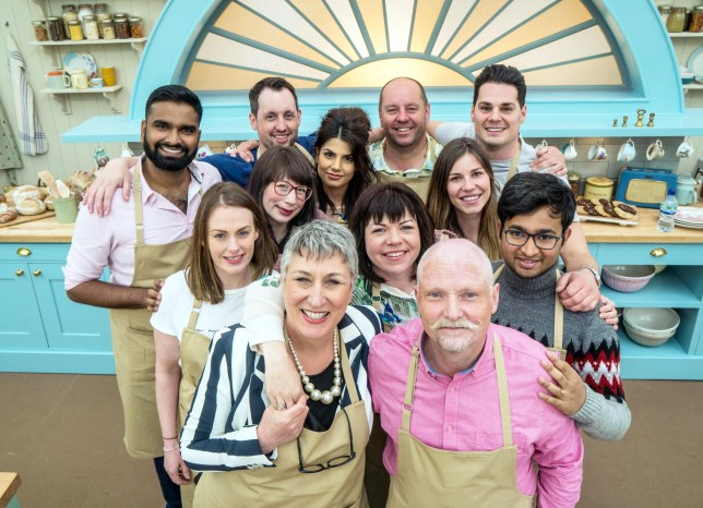 What Time Is The Great British Bake Off Quarter Final On Tonight