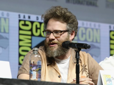 Seth Rogen apologises after child actor is seen in 'blackface' on Good Boys set