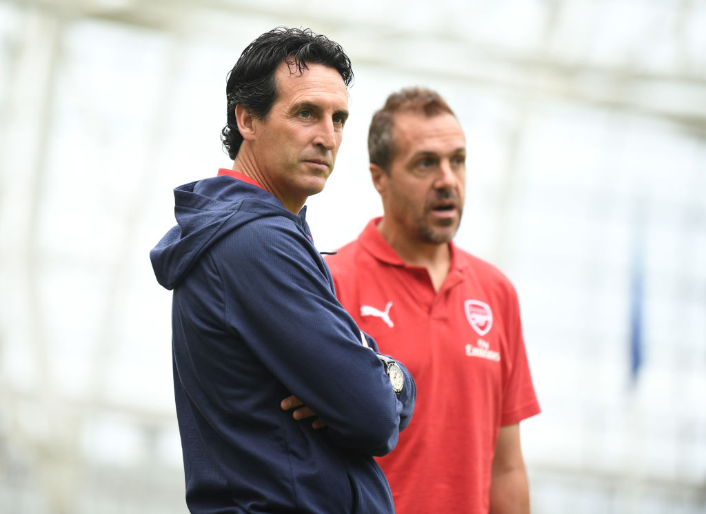 Unai Emery tells Arsenal summer signings what he expects from them ahead of Manchester City clash