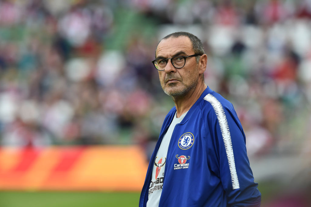 Four decisions Maurizio Sarri must make at Chelsea before the start of the season