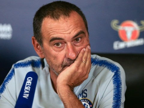 Maurizio Sarri wants Chelsea to sign a midfielder before the transfer window closes