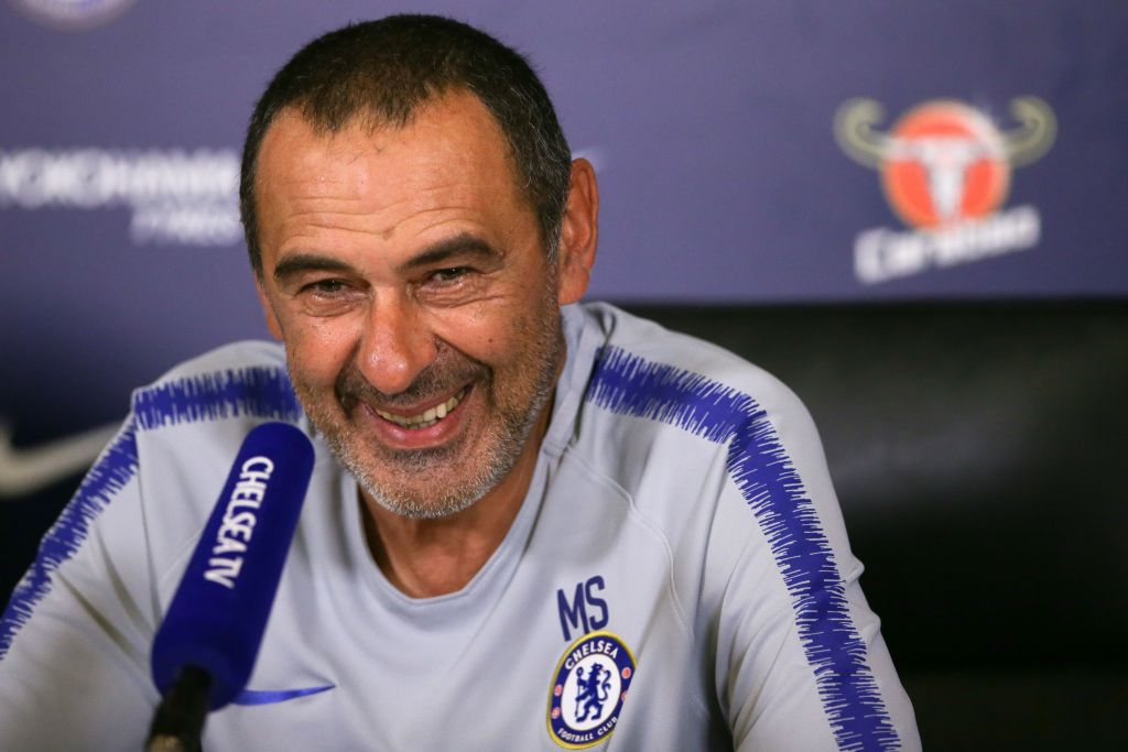 Maurizio Sarri already planning when Kepa Arrizabalaga will make debut with Chelsea set to agree £71m transfer