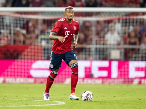 Manchester United want Jerome Boateng on loan ahead of deadline day transfer