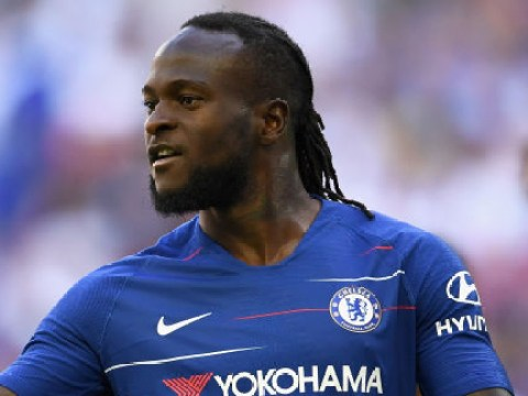 Ross Barkley has been Chelsea's best player in training, claims Victor Moses