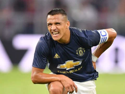 Alexis Sanchez full of praise for Manchester United midfielders Fred and Andreas Pereira