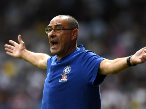 Maurizio Sarri names the two areas Chelsea must improve in ahead of Arsenal showdown
