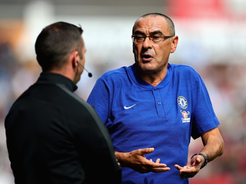 Maurizio Sarri admits regret over Chelsea's failure to sign Gonzalo Higuain