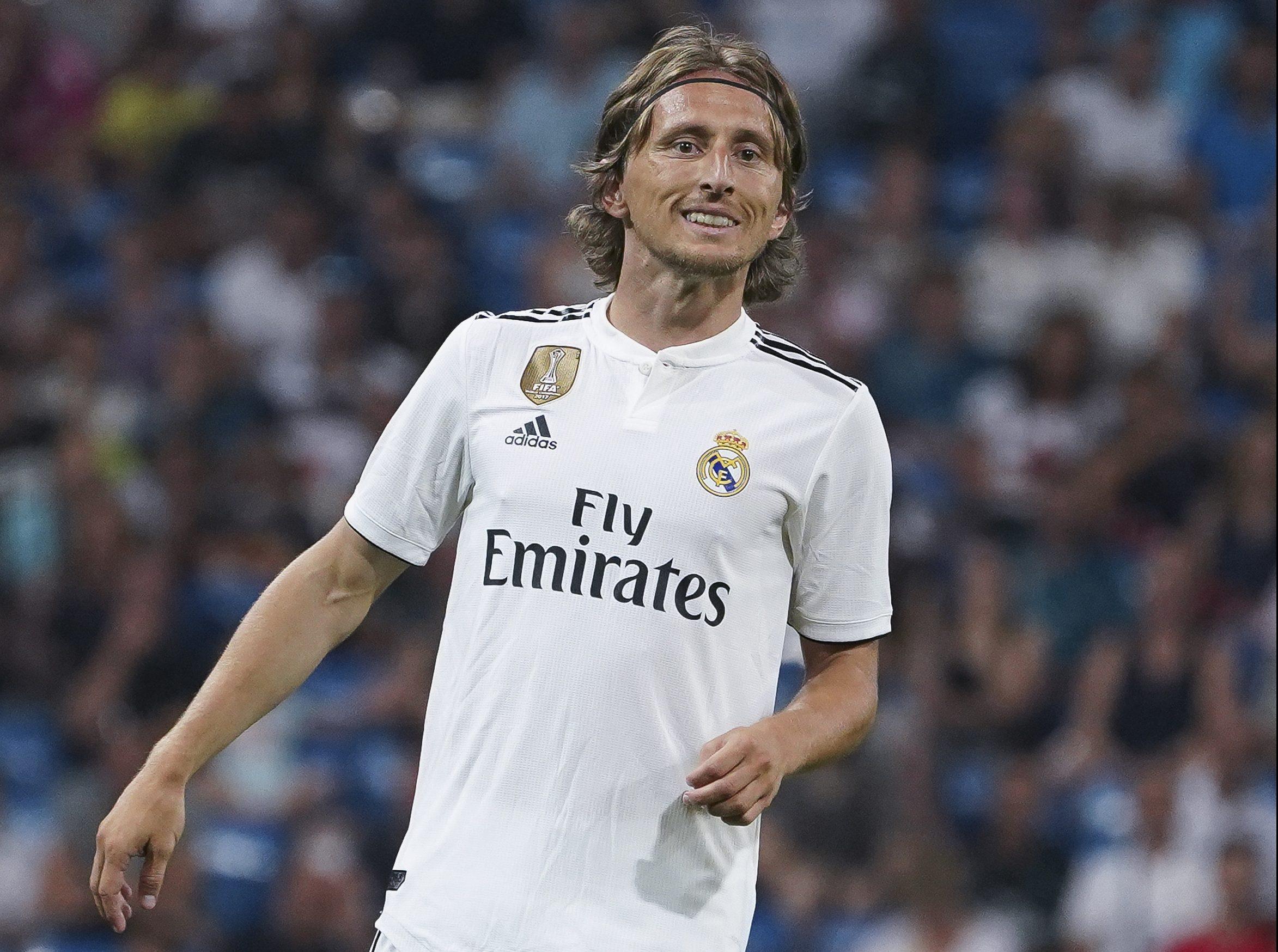 Luka Modric's agent fuels Inter Milan transfer speculation