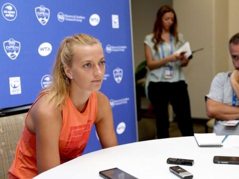 Petra Kvitova speaks out on Cincinnati showdown with Serena Williams