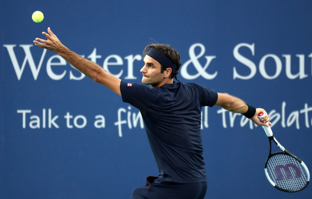 Roger Federer banishes Wimbledon demons in Cincinnati as he looks to end 10-year US Open wait