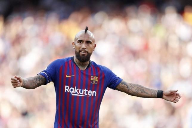 wholesale dealer e17ff f5834 Barcelona news: Arturo Vidal takes major swipe at Real ...