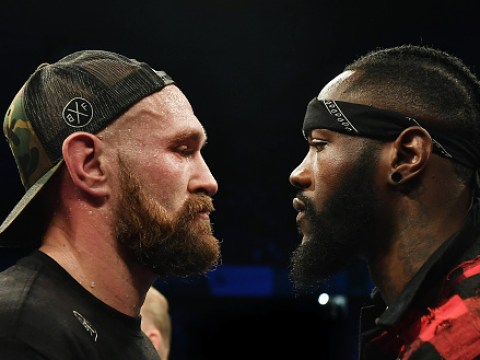 Lennox Lewis backs Tyson Fury to rise to the occasion against Deontay Wilder