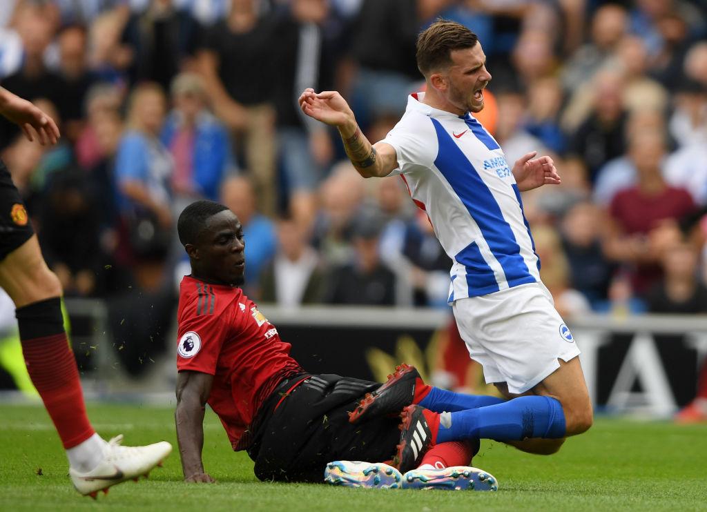 Manchester United legend Gary Neville slams Eric Bailly for defensive horror show against Brighton
