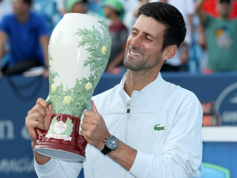 Novak Djokovic told how he can be considered the GOAT ahead of Roger Federer and Rafael Nadal