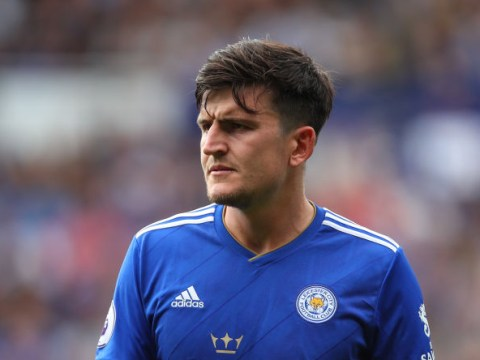 Harry Maguire says he respects Leicester's decision to block Manchester United move