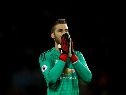 David de Gea sends inspirational message to Manchester United fans after Jose Mourinho meltdown