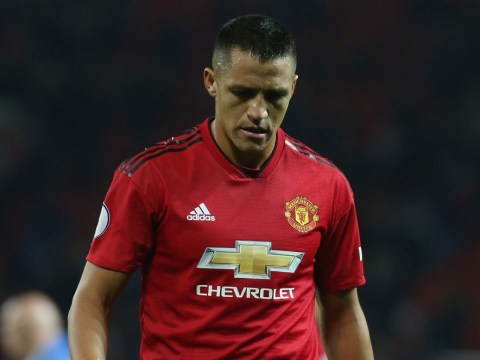 Alexis Sanchez left out of Chile squad as Manchester United 'need him in difficult moment'