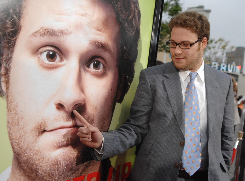 Seth rogen porno
