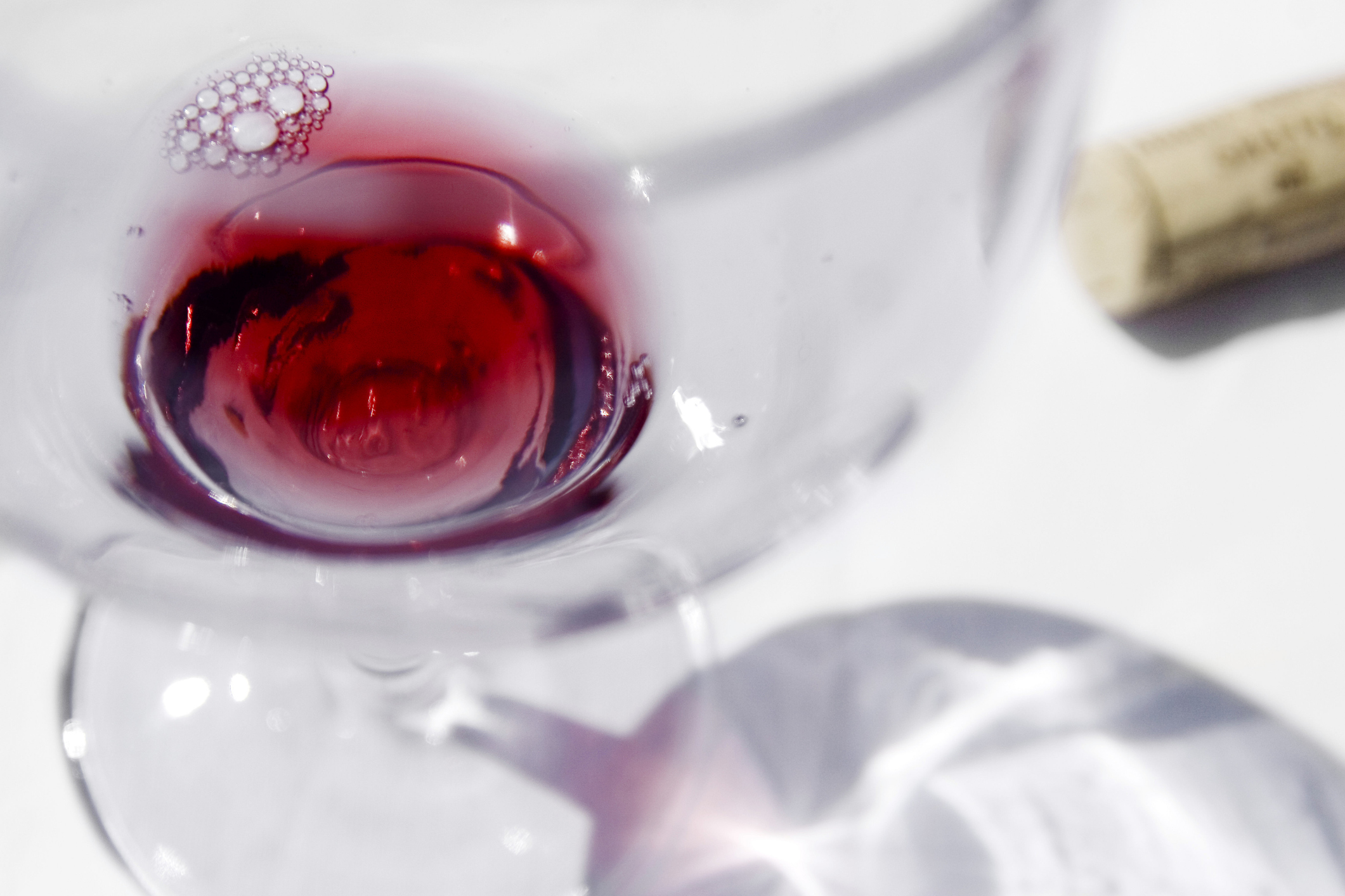 What does corked wine mean?