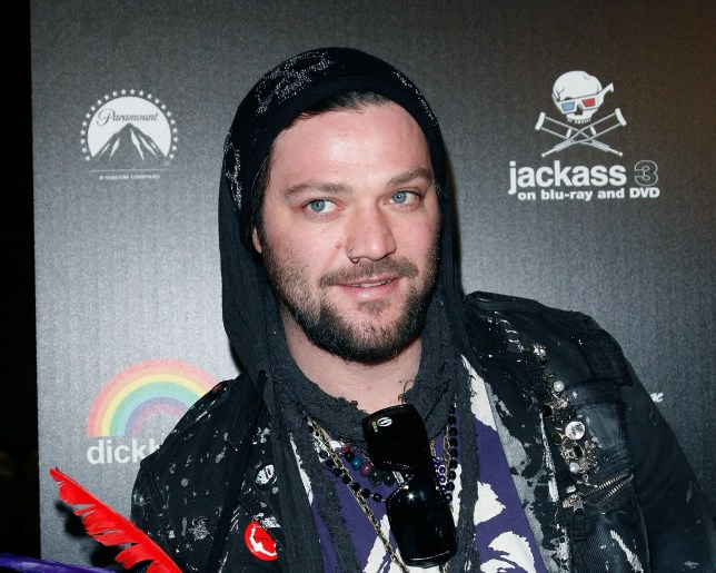 Jackass Bam Margera Checks Himself Into Rehab For The Third Time