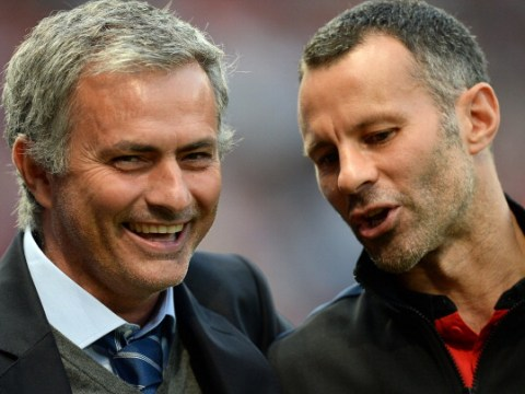 Ryan Giggs offers backing to Jose Mourinho amid Manchester United sack talk