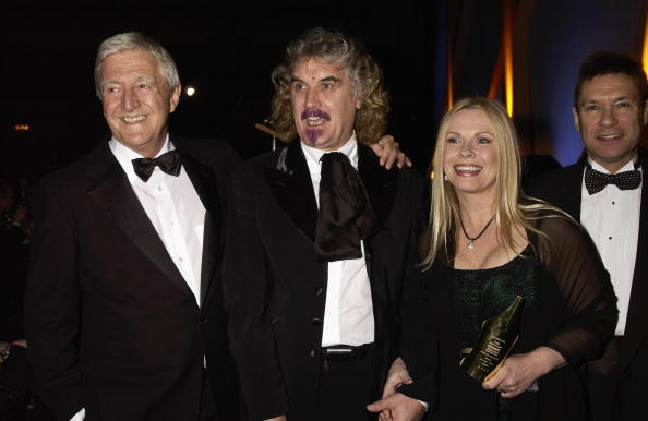 Billy Connolly's wife calls Michael Parkinson 'a daft old fart' after he claims comedian's 'mind has been dulled'