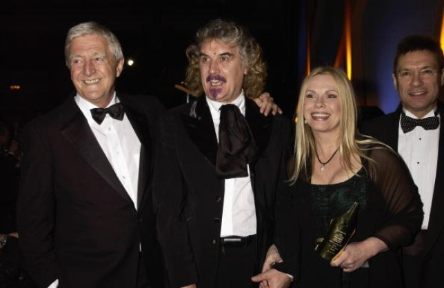 Michael Parkinson, Billy and Pamela Connolly