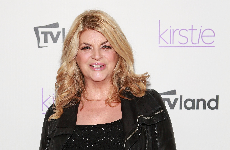 Kirstie Alley denies John Travolta is gay as she details their love affair