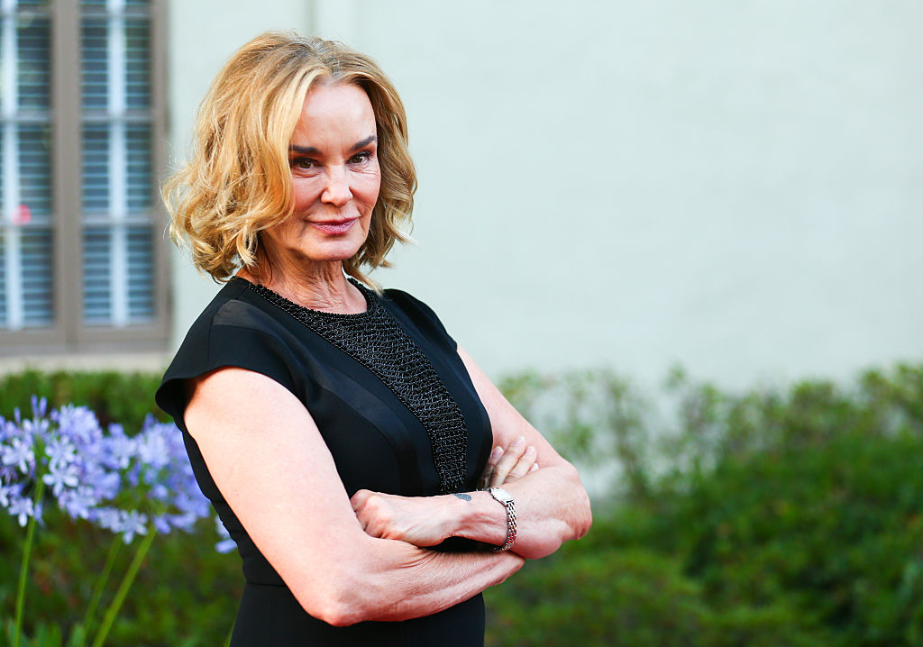 Jessica Lange to return to American Horror Story amid rumours Evan Peters is leaving show