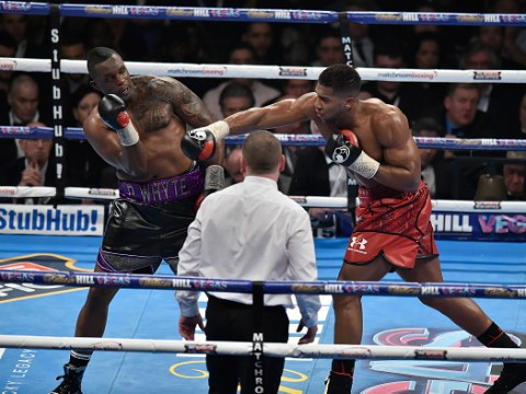 Deontay Wilder fight 'impossible' as Dillian Whyte emerges as favourite to face Anthony Joshua