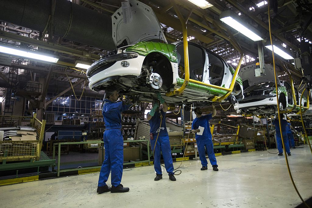 Iran's car industry is bigger than you'd think, but which cars are made there?