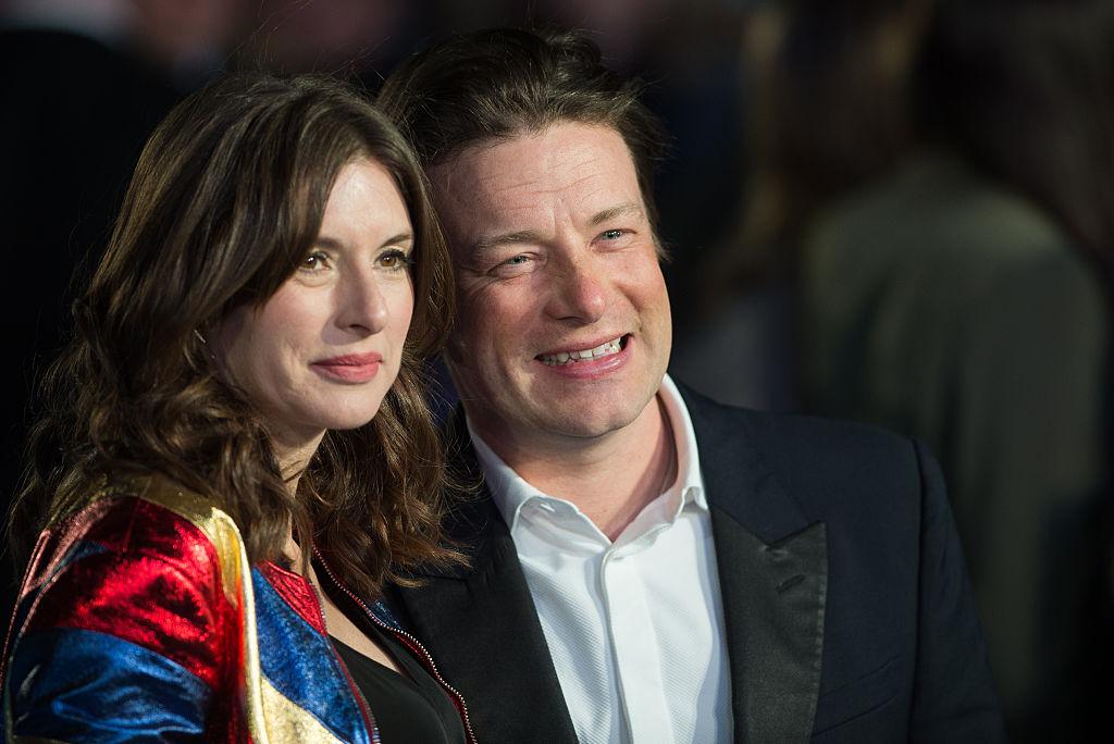 Jools and Jamie Oliver