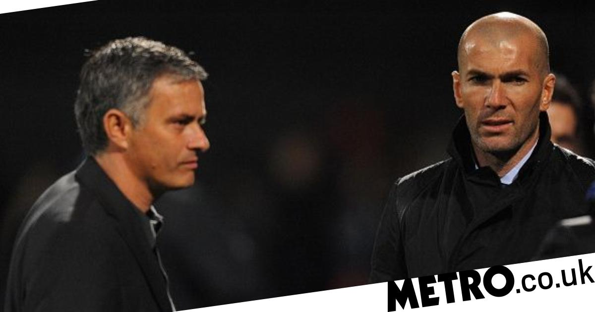 Man Utd stars already discussing Zinedine Zidane replacing Jose Mourinho