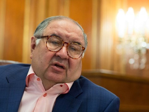 Ex-Arsenal owner Alisher Usmanov ready to plough money into Premier League rival Everton