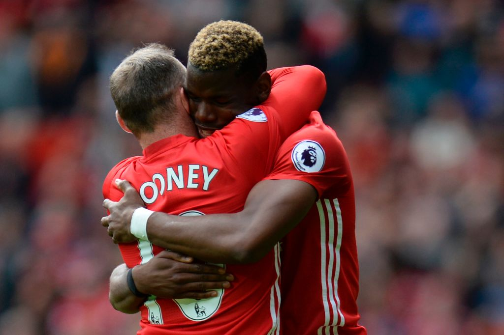 Wayne Rooney tips Paul Pogba to make MLS move