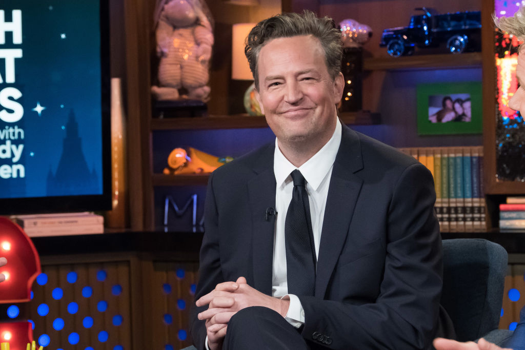 Friends star Matthew Perry 'rushed to hospital for emergency surgery'