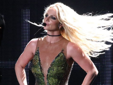 When is Britney Spears playing Scarborough and are there tickets left?