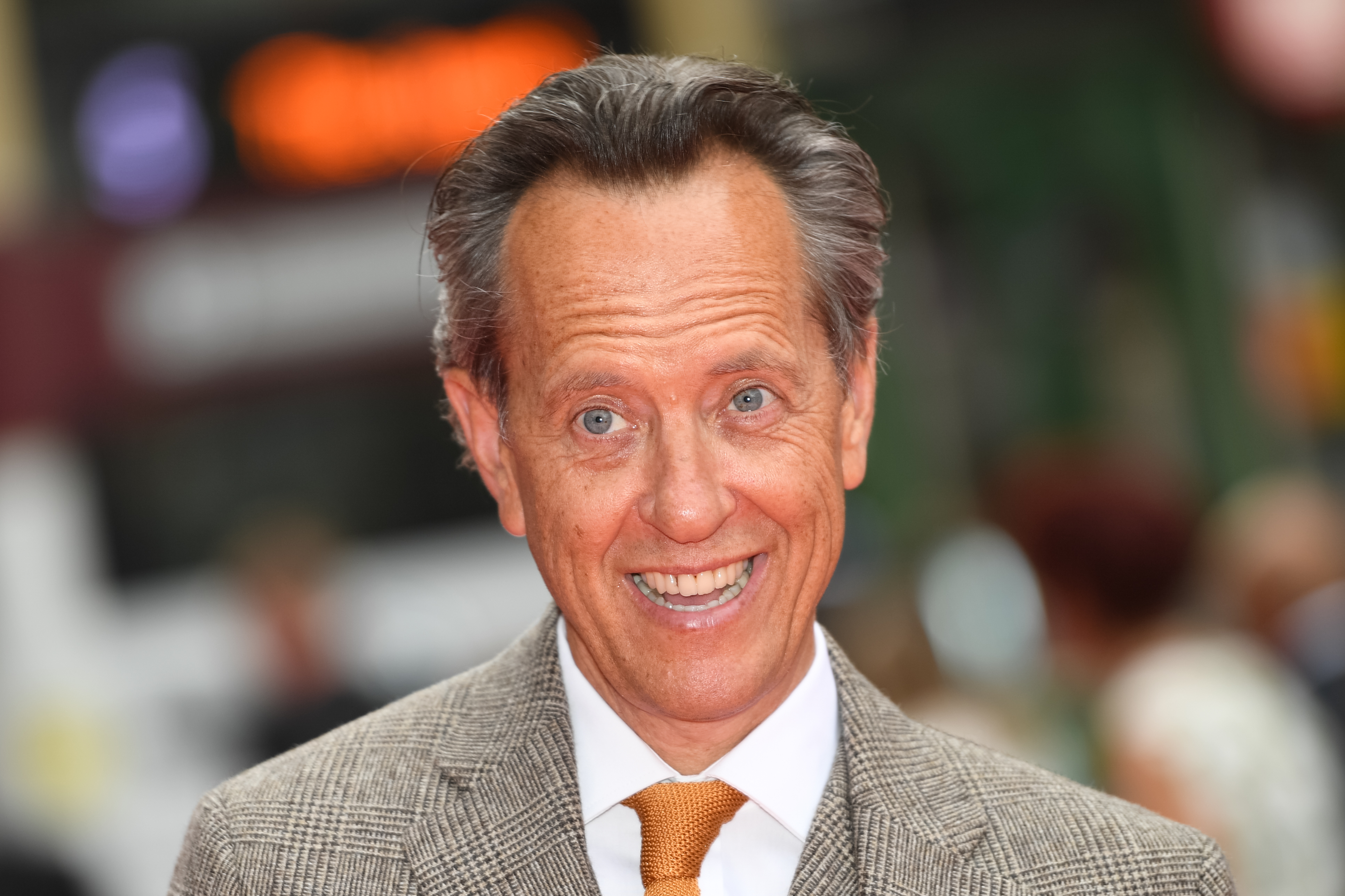 Richard E. Grant's excitement at being cast in Star Wars: Episode IX will make even Kim Kardashian smile