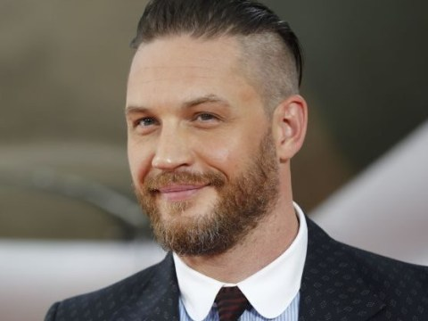 Tom Hardy asks for the Ben Affleck treatment as he becomes Sound of Silence meme
