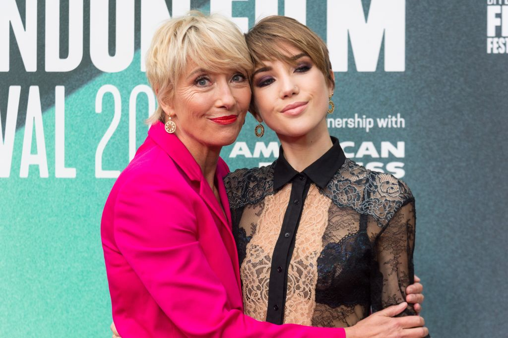 Emma Thompson recalls moment her daughter was sexually assaulted on a London train