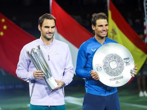 Roger Federer and Rafael Nadal 'still the best' on tour, says Alexander Zverev