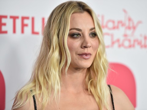 5788c2fa8ea9 Kaley Cuoco  drowning in tears  as The Big Bang Theory s final season is  confirmed
