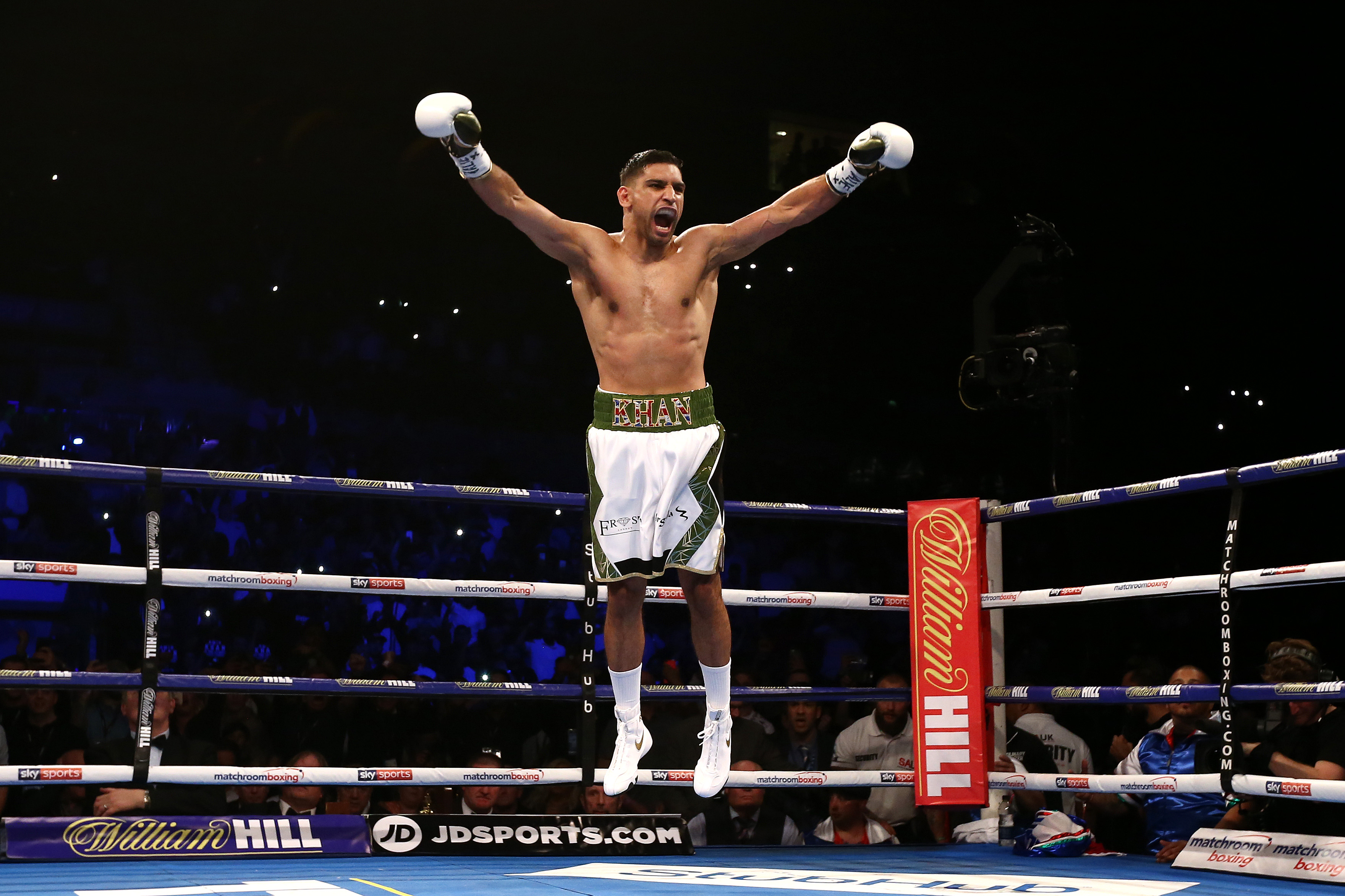 Amir Khan can get back to chasing glory or money with victory over Samuel Vargas